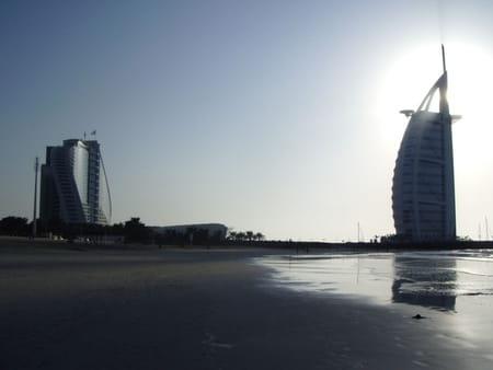 Le Burj Al-Arab de Dubaï