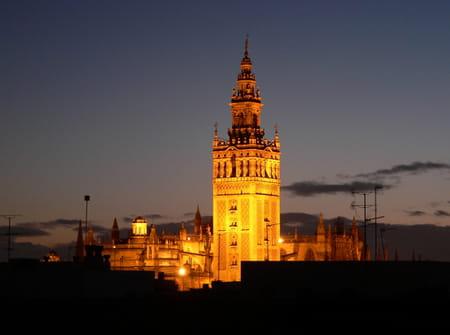 Cathédrale de Séville et sa Giralda