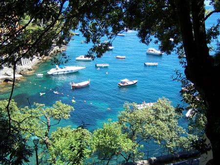 Le promontoire de Portofino
