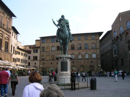 Place de la Seigneurie de Florence