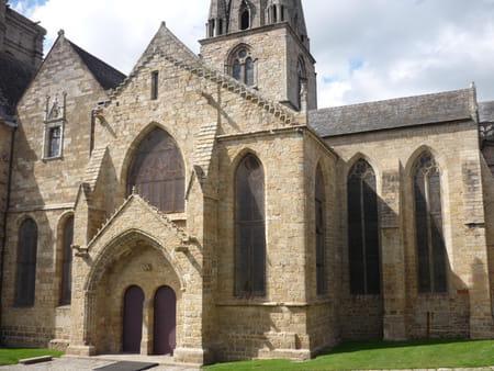 Basilique Notre-Dame de Bon Secours de Guingamp