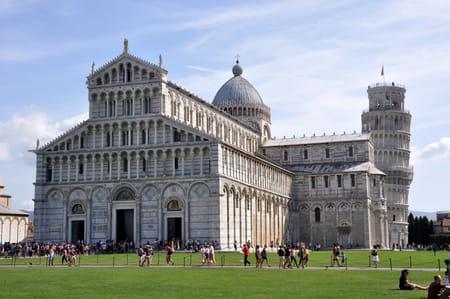 Piazza del Duomo et la Tour de Pise