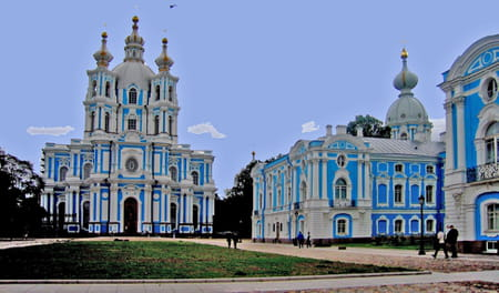 L'ensemble Smolny
