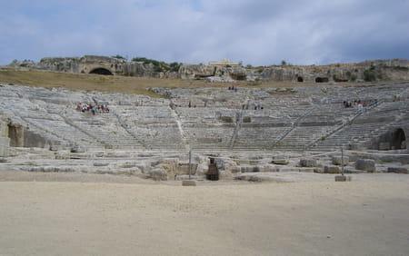 Théâtre Grec de Syracuse