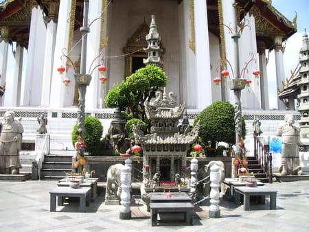 Wat Suthat et Sao Ching-Cha