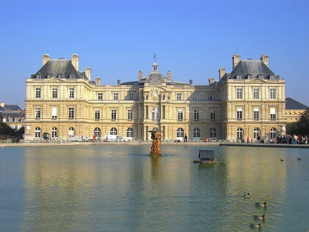 Le Palais et les Jardins du Luxembourg