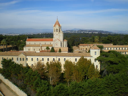 L'abbaye de Lérins