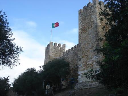 Château Saint-Georges de Lisbonne