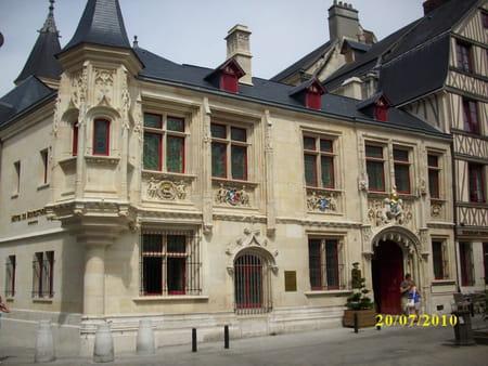 Hôtel de Bourgtheroulde de Rouen
