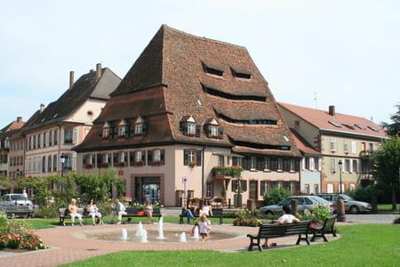 Wissembourg intra muros