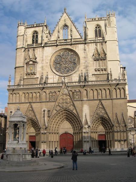Primatiale Saint-Jean-Baptiste de Lyon