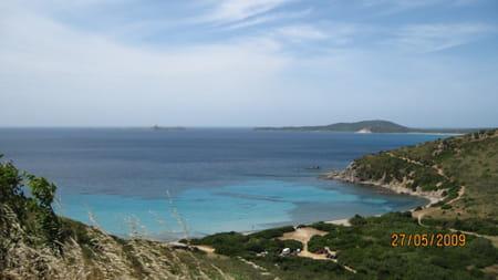 Plage de Punta Molentis