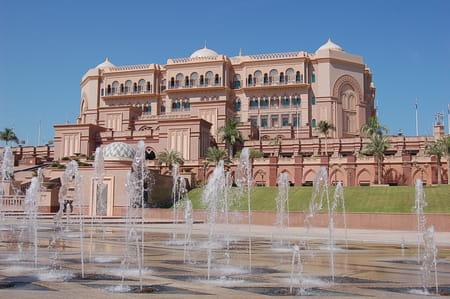 Emirates Palace Hotel d'Abu Dhabi