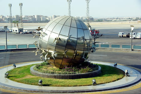 Aéroport international du Caire