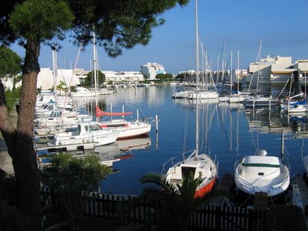 Port Camargue du Grau-du-Roi