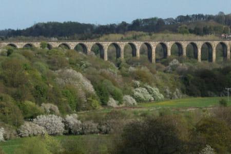 Le pont de Cysyllte