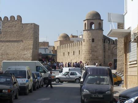 La grande mosquée de Sousse