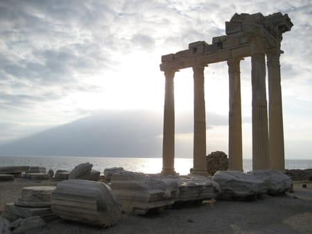 Selimiye - Side