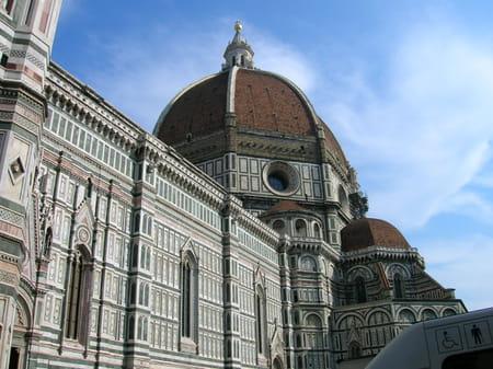 La cathédrale de Florence