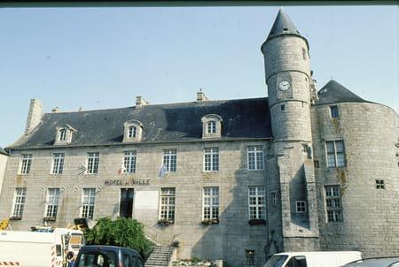 Château de Pont l'Abbé