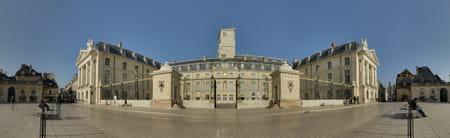 Circuit du Palais des Ducs à Dijon