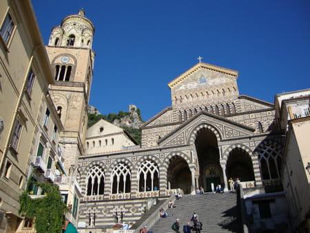 Le centre historique d'Amalfi