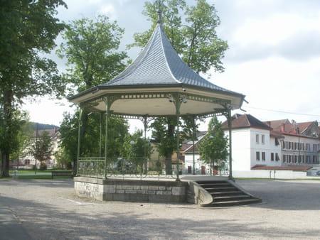 Centre ville de Pontarlier