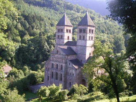 L'église de Murbach