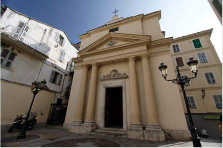 Oratoire de la Confrérie Saint-Roch à Bastia