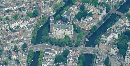 Wester Kerk d'Amsterdam