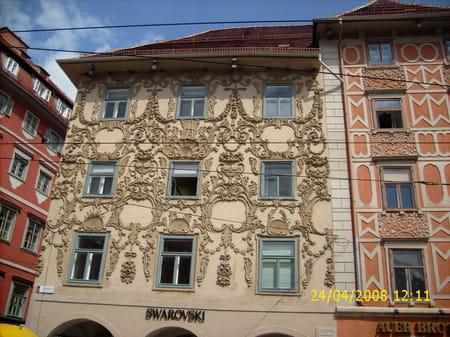 Centre historique de Graz