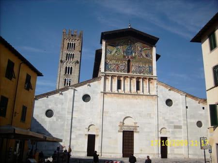 L'église Saint-Frédiane