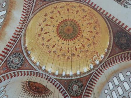 Mosquée de Soliman le Magnifique d'Istanbul