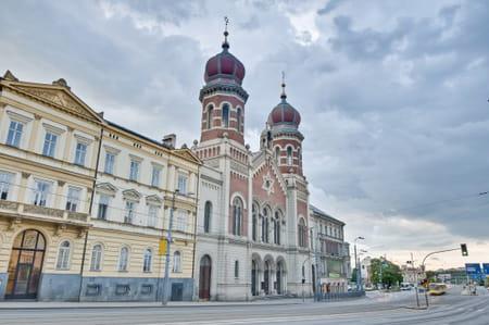 Synagogue de Plzeň