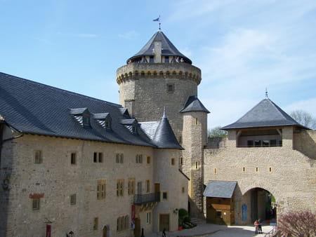 Le château de Malbrouk