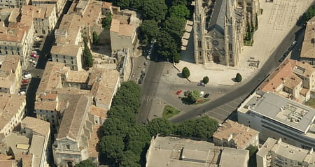 Porte d'Auguste de Nîmes
