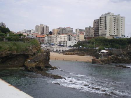 Centre ville de Biarritz