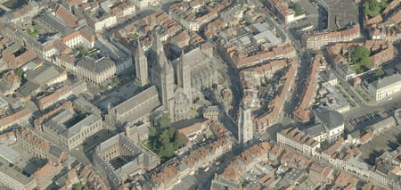 La cathédrale Notre-Dame de Tournai