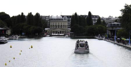 Paris et ses canaux