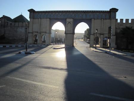 Dar el Makhzen et cité impériale de Meknès