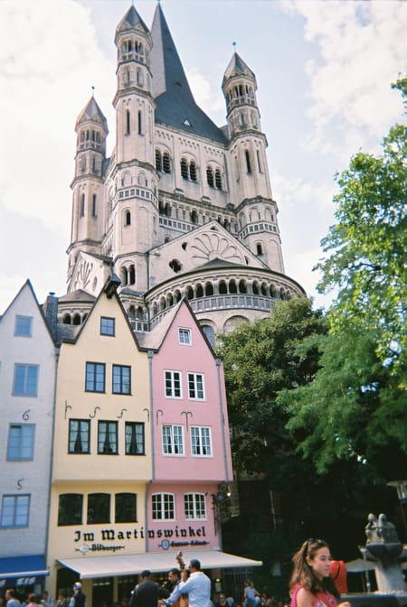 Visite de la Vieille Ville de Cologne