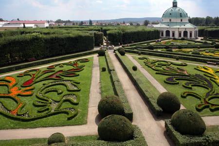Jardins et château de Kroměříž