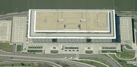 Le centre John F. Kennedy pour les arts du spectacle