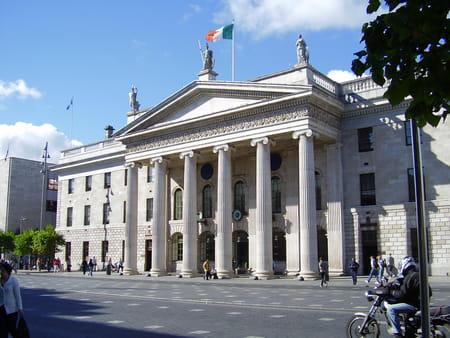 La poste centrale de Dublin