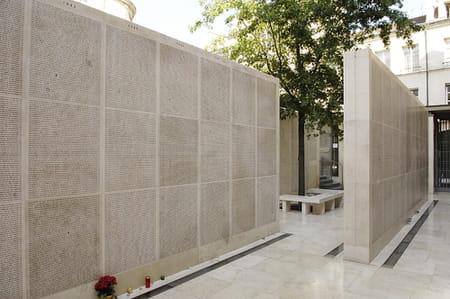 Le Mémorial de la Shoah
