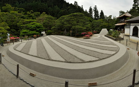 Pavillon d'Argent (Ginkaku) de Kyoto