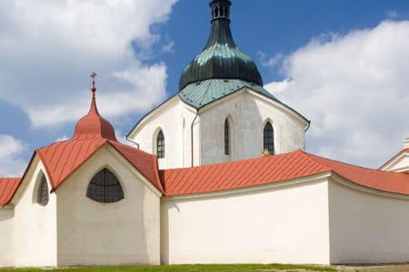 Eglise Saint-Jean Népomucène de Zelena Hora