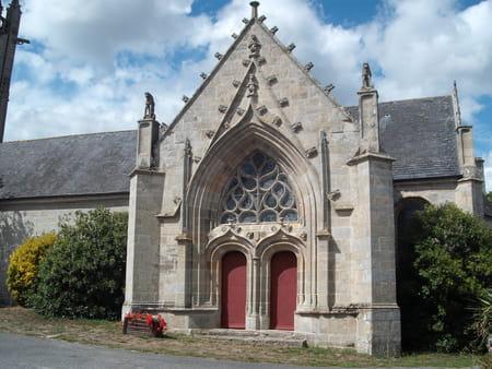 Église Notre-Dame de Locmaria de Quimper