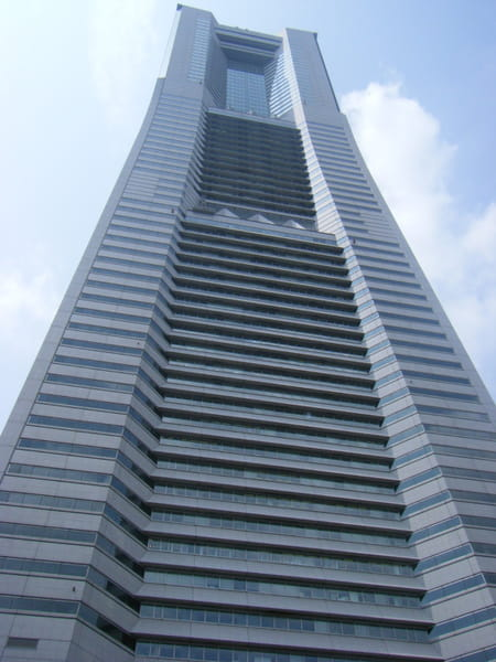 La Landmark Tower ou Tour Landmark
