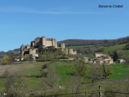 Berzé-le-Châtel
